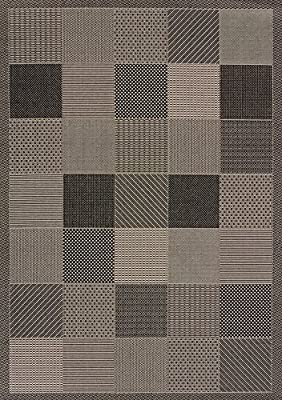 Segma Patio Block Area Rug