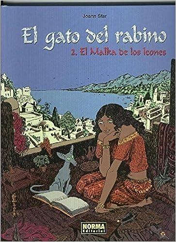 El Gato del Rabino numero 02: El Malka de los leones: Joan Sfar: Amazon.com: Books