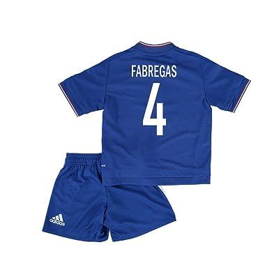 Fabregas #4 Chelsea Home Mini Kit Set