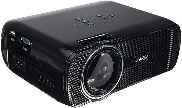 U80 7000 LM Proyector Digital Portátil HD 1080 P Proyector LED ...