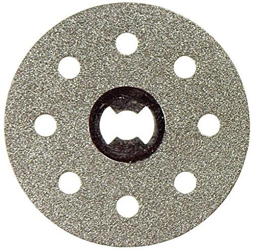 "Dremel EZ545 1-1/2"" EZ Lock Diamond Wheel"