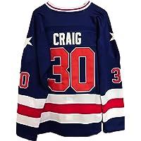 Gmjay Craig # 30 Hockey Jersey American Team