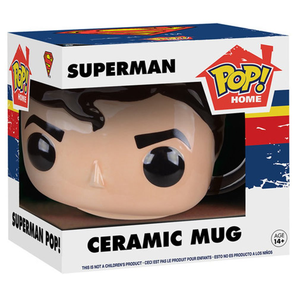 taza funko superman