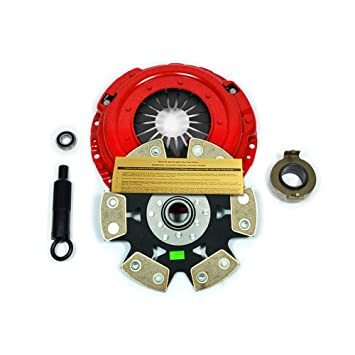 Amazon.com: EFT RACING STAGE 4 CLUTCH KIT 88-91 BMW M3 BASE COUPE 2.3L E30 4cyl 5SPEED DOHC: Automotive