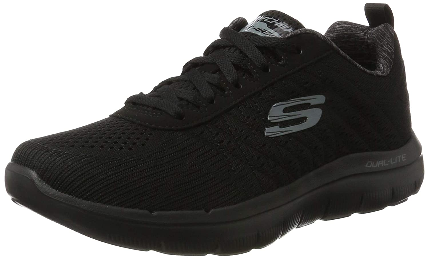 TALLA 38 EU. Skechers Flex Advantage 2.0 -Golden Point - Zapatillas Hombre