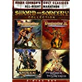 Roger Corman's Cult Classics Sword And Sorcery Collection (Deathstalker, Deathstalker II, The Warrior And The Sorceress & Bar