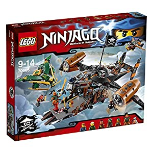 2016 NEW LEGO Ninjago 70605 Misfortune's Keep - 754pcs Building Kit - 61gcdCG5WdL - 2016 NEW LEGO Ninjago 70605 Misfortunes Keep – 754pcs Building Kit