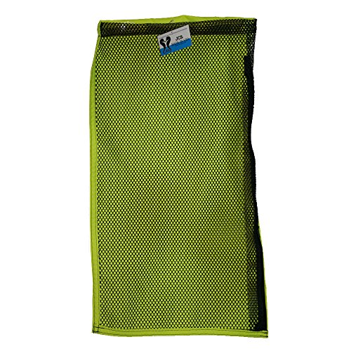 (JCS Solid Cordura Nylon and Nylon Mesh Lobster Inn (Replacement) Bag with 24inch Zipper, 16inch 30inch,)