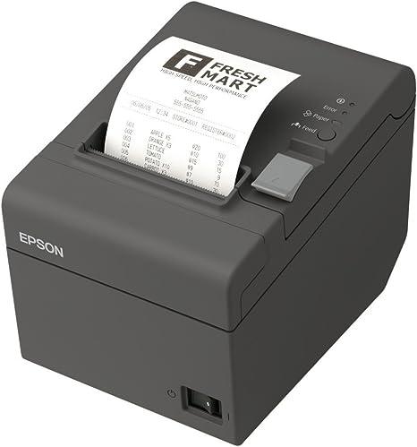 Epson TM-T20II (002) - Impresora de tickets para POS, Terminal de ...