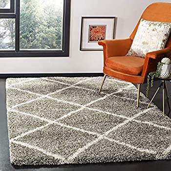 Amazon Com Gertmenian Air Shag Rug Microfiber Shaggy