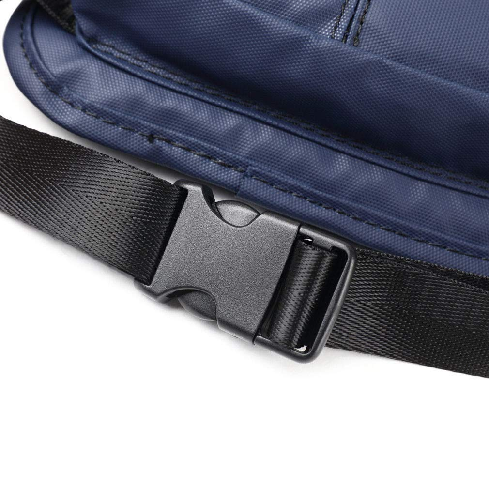 Waterproof Oxford Drop Leg Bag for Men Waist Fanny Pack Motorcycle Ride Crossbody Shoulder Riding Travel Hiking Tactical Cycling