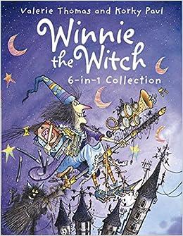 Winnie The Witch Valerie Thomas 9780192755049 Amazon