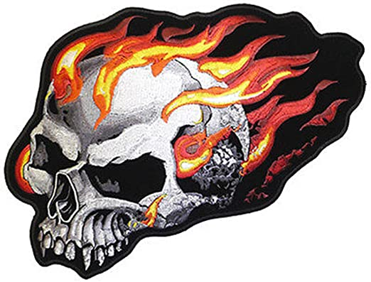 New Fire Patches Set # 290   fire patch 4