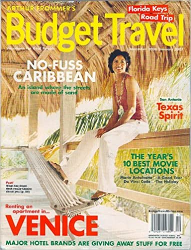 Arthur Frommer S Budget Travel December 2006 Issue Editors Of Arthur Frommer S Budget Travel Magazine 9781580606431 Amazon Com Books