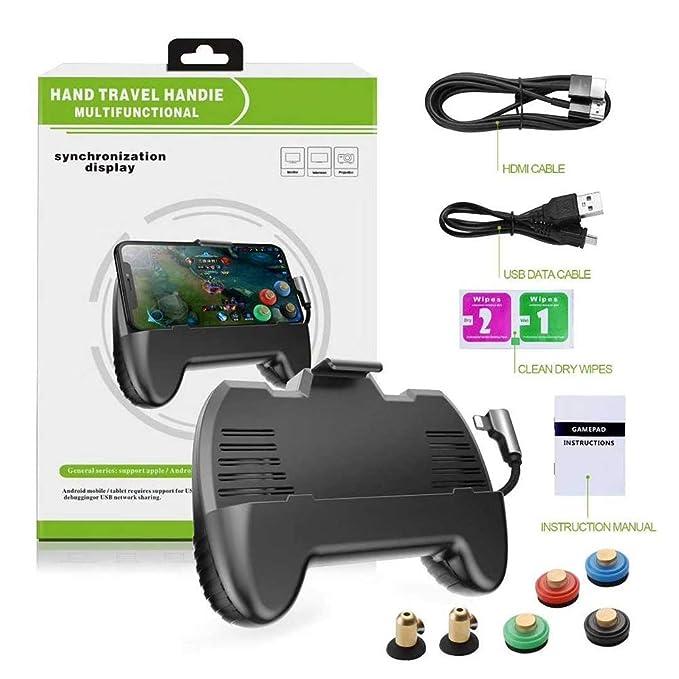 Amazon com: Bluetooth Pad Gamepad Controller Media Game