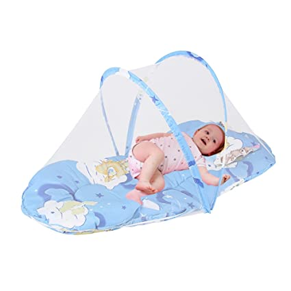 Mosquitera para cuna para niños recién nacidos de tamaño pequeño ...