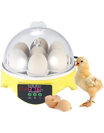 Elektrische Heizung Teile 48 Eier Intelligente Geflügel Automatische Ei Inkubator Temperatur Control Hatcher Huhn Ente Vogel Wachtel Ei Schlüpfen Maschine