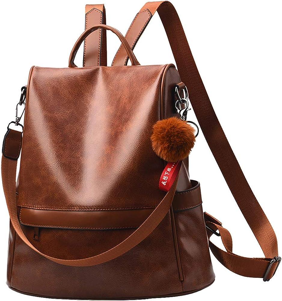 Women Backpack Purse...