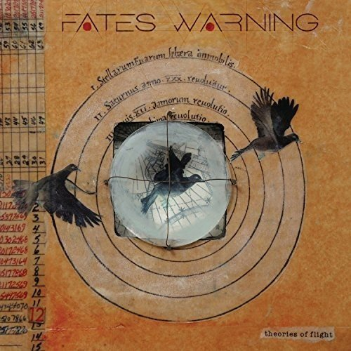 CD : Fates Warning - Theories Of Flight: Deluxe Edition (United Kingdom - Import, 2PC)