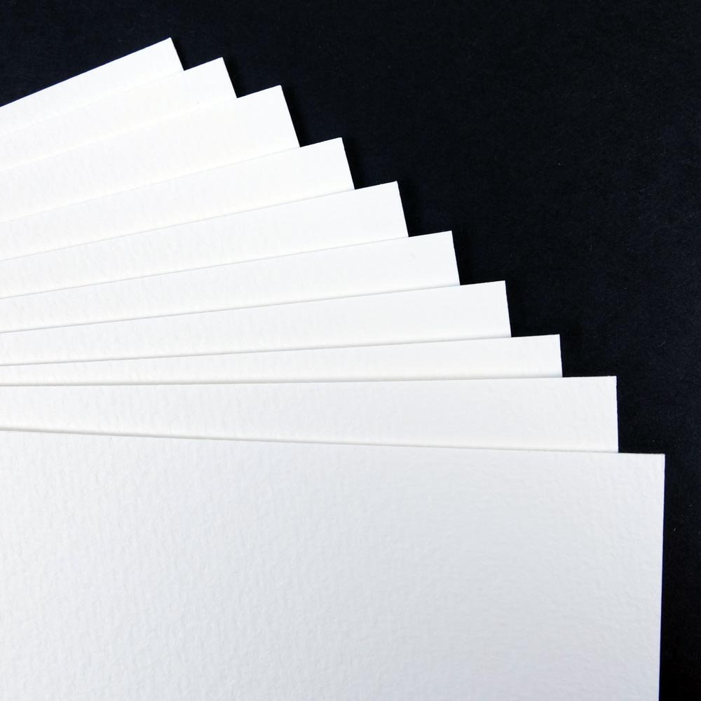 Seawhite Watercolour Paper 350gsm x10 sheet pack - A3-297x420mm Seawhite of Brighton WA350A310