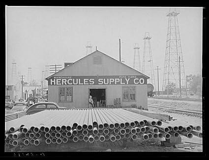 Amazon com: Pipe supply company  Oil field  Kilgore, Texas