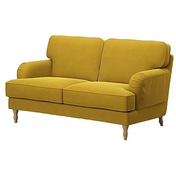 Amazon.com: soferia – IKEA stocksund Cubierta sofá de dos ...