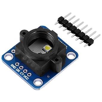 TCS34725 RGB Reemplazo de Placa de Módulo de Sensor de Detector de Reconocimiento de Color para