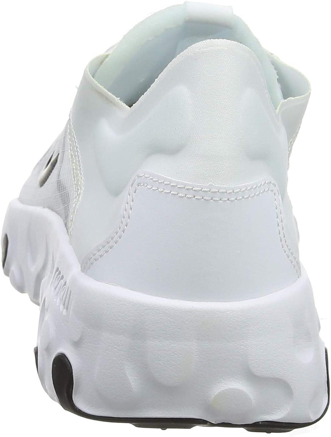 Nike Herren Renew Lucent Sneaker, Schwarz, 45 EU Weiß White Black 100