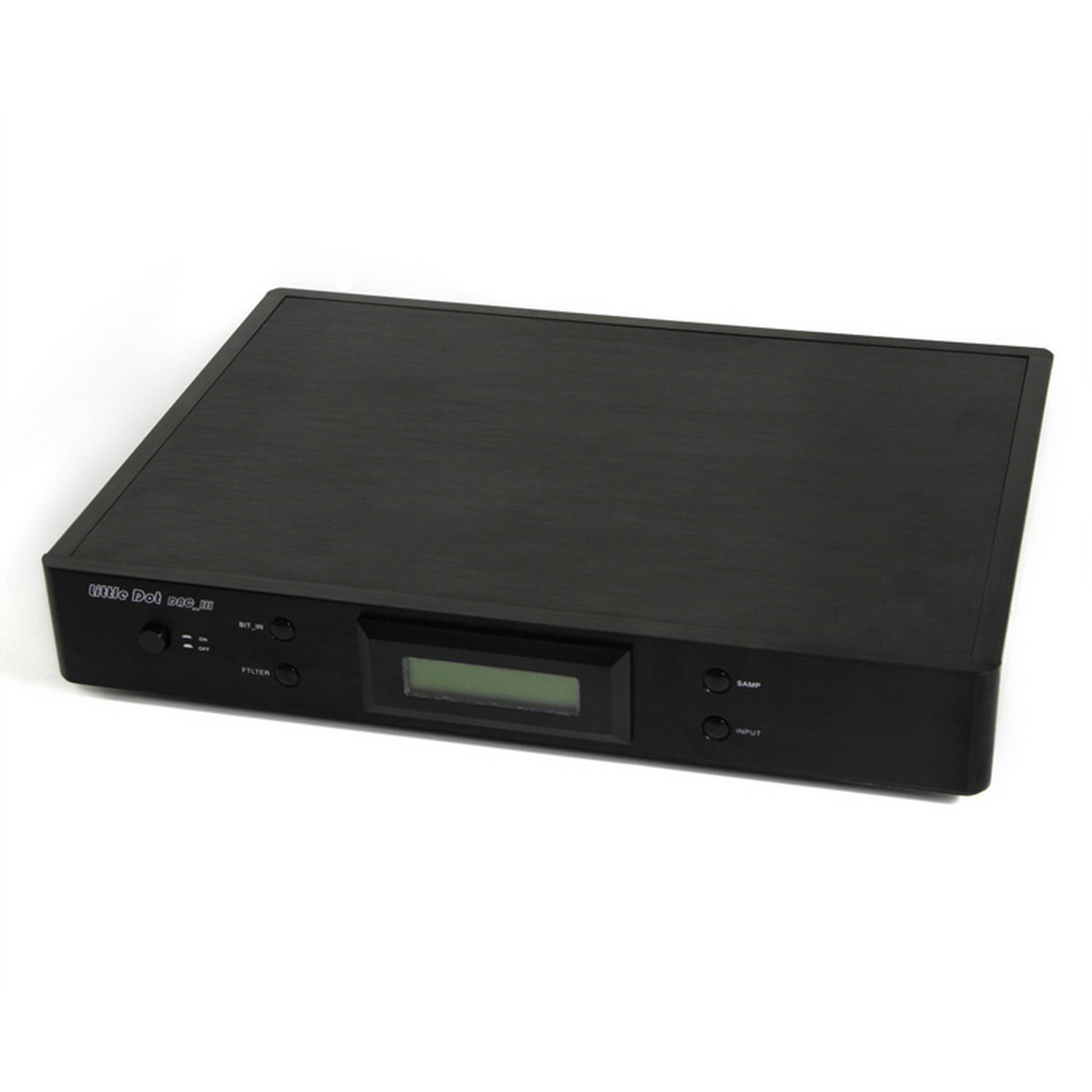 Little Dot DAC3 192KHz 24bit Digital to Analog Converter DAC New Version Two WM8741 Black
