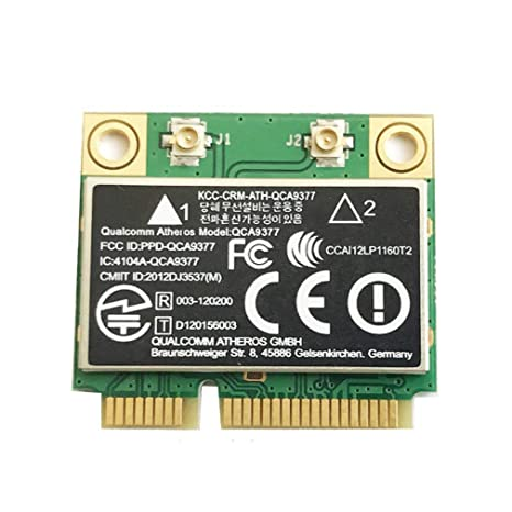 Lightleopard Atheros Qca9377 Mini Pci-e Dual Band AC ...