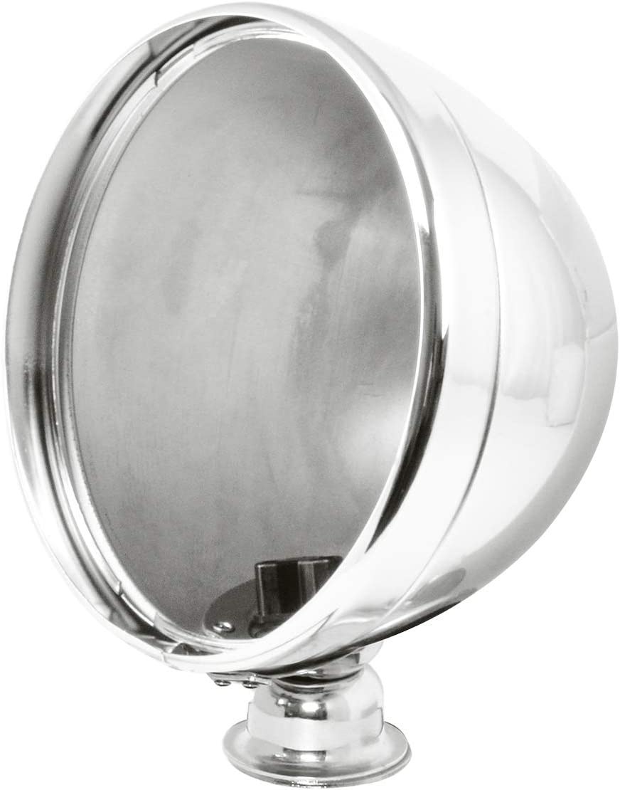 GG Grand General 80611 Headlight 7 Clear Dietz Style Housing and Rim Only with Pigtail