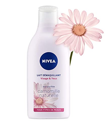 Nivea leche Desmaquillante Rostro/ojos 400 ml – juego de 2