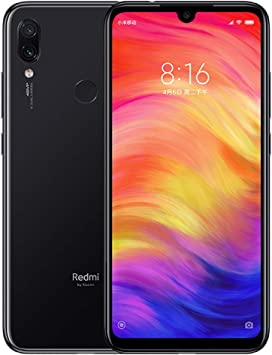 Xiaomi Redmi Note 7 3GB / 32GB Smartphone Negro - EU: Amazon.es ...