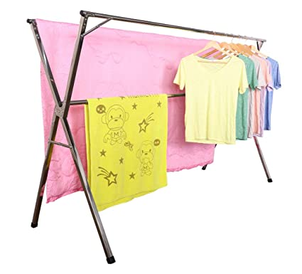 Amazon.com: exilot Heavy Duty Stainless Steel Laundry Drying Rack