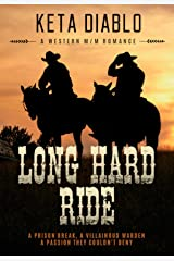 Long Hard Ride: A Western M/M Romance Kindle Edition