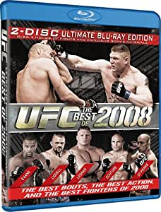 UFC: The Best of 2008 [Blu-ray]