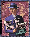 Criterion Collection: Ride the Pink Horse [Blu-ray]