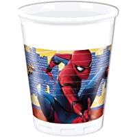 Marvel Spiderman Homecoming 8 Cups - Multi Color