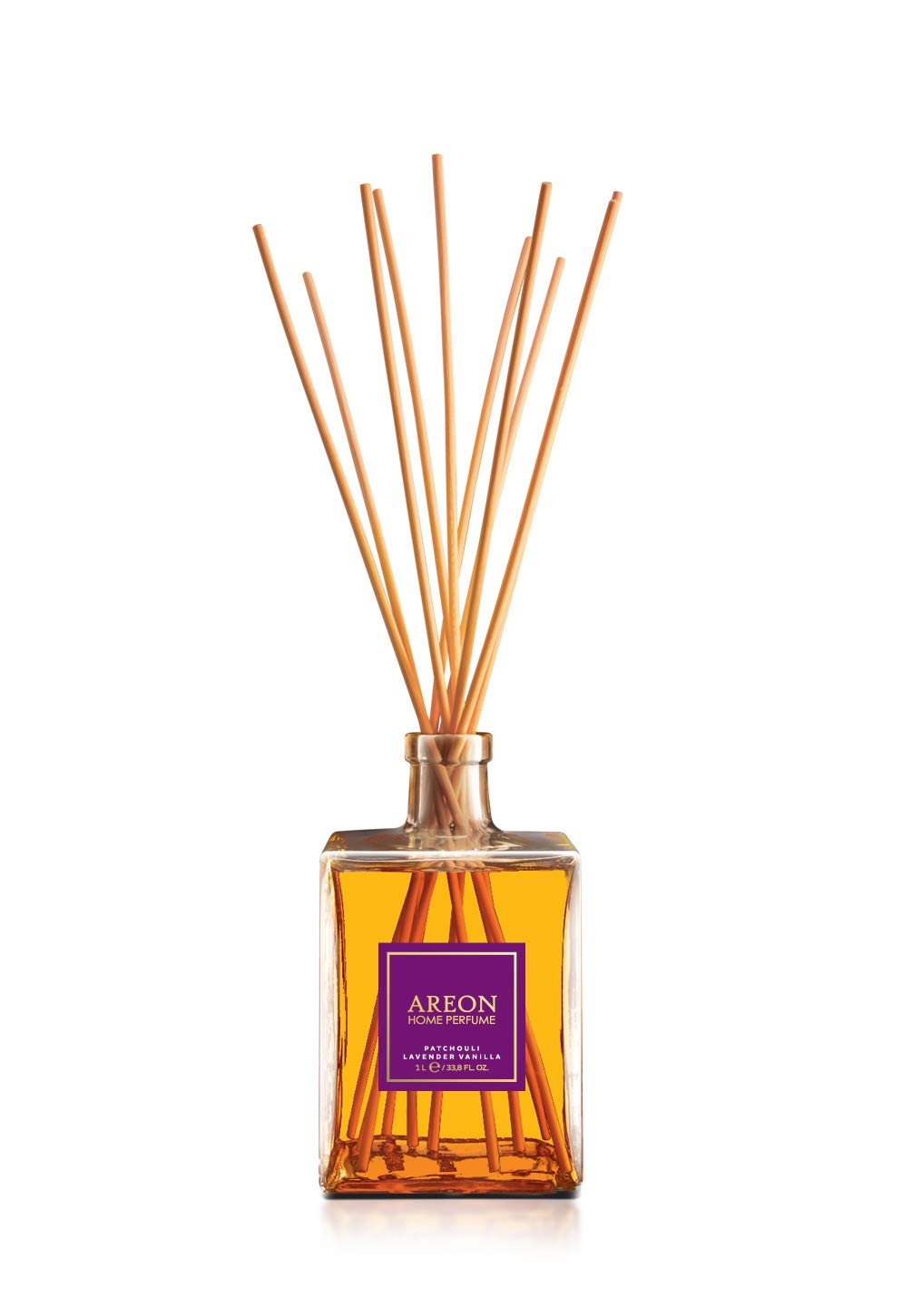 Areon Home Perfume Sticks - 1 Liter (34 OZ) Eau D' ETE by Areon (Image #3)