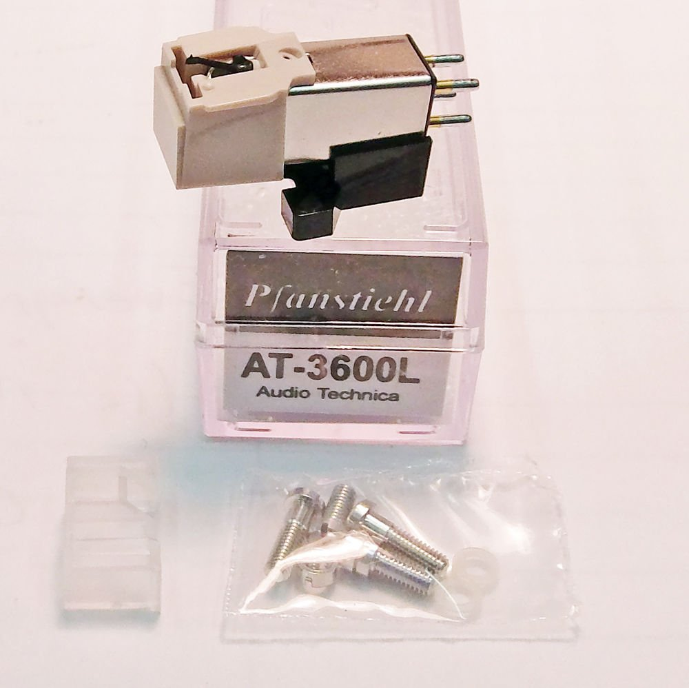 UNIVERSAL TURNTABLE MAGNETIC CARTRIDGE Genuine Technica AT-3600 AT-3601 AT-3600L TacParts