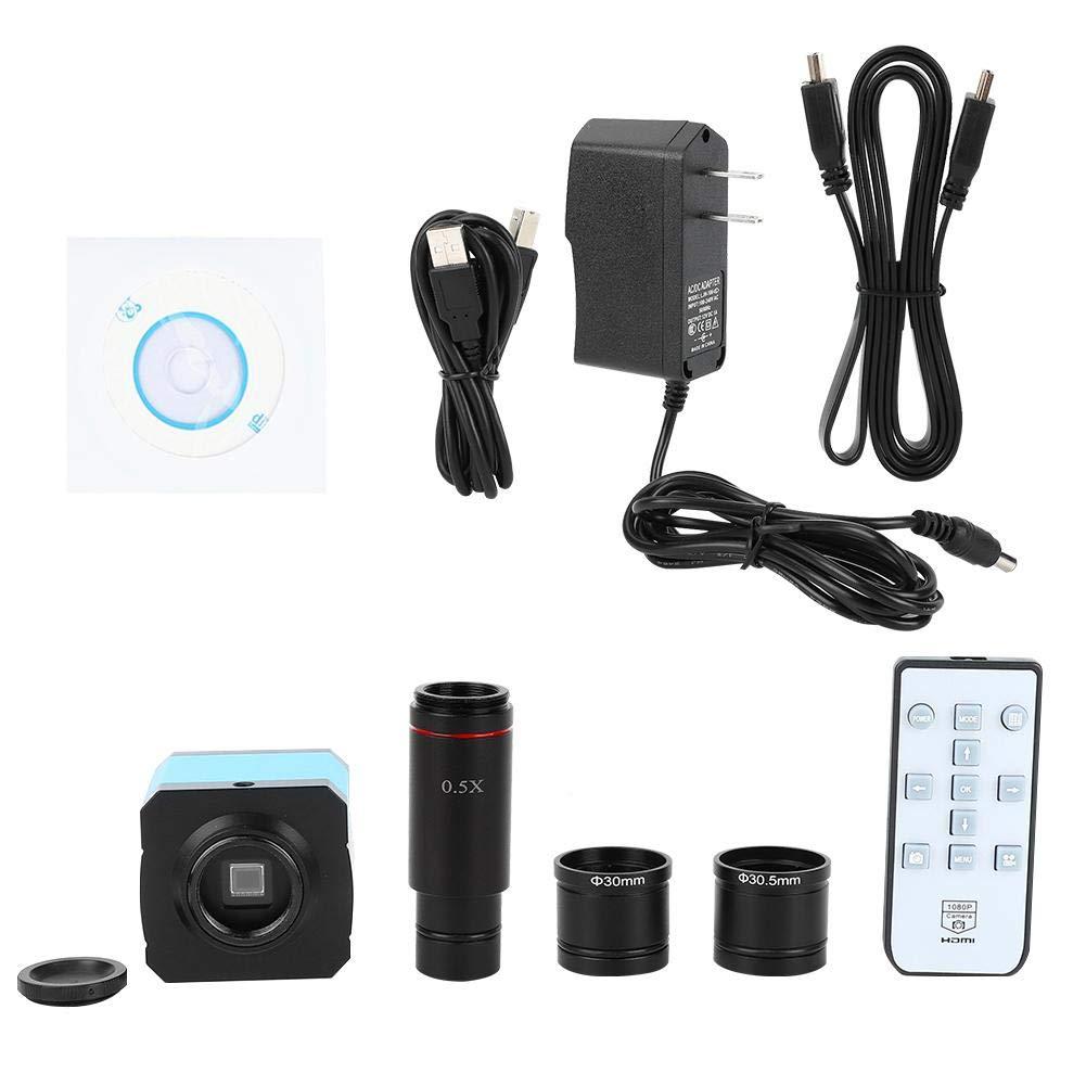 Simlug 37MP HDMI USB 2 Output Microscope Industrial Digital Camera Video Recorder (110V-240V US) by Simlug