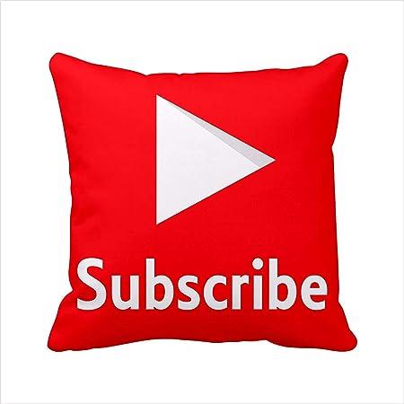pillow cover,YouTube pillow case