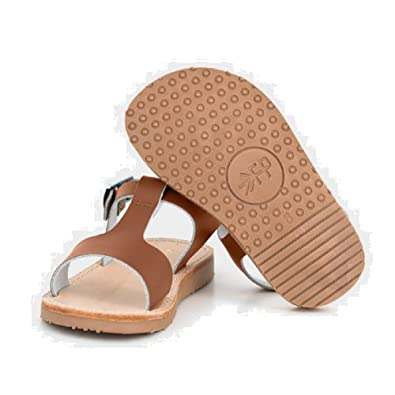 67084c203 Freshly Picked Leather Sandal Tan Sandal Size 3