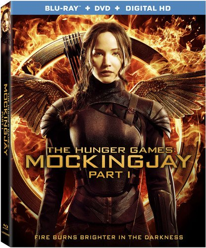 The Hunger Games: Mockingjay - Part 1 [Blu-ray + DVD + Digital HD] -
