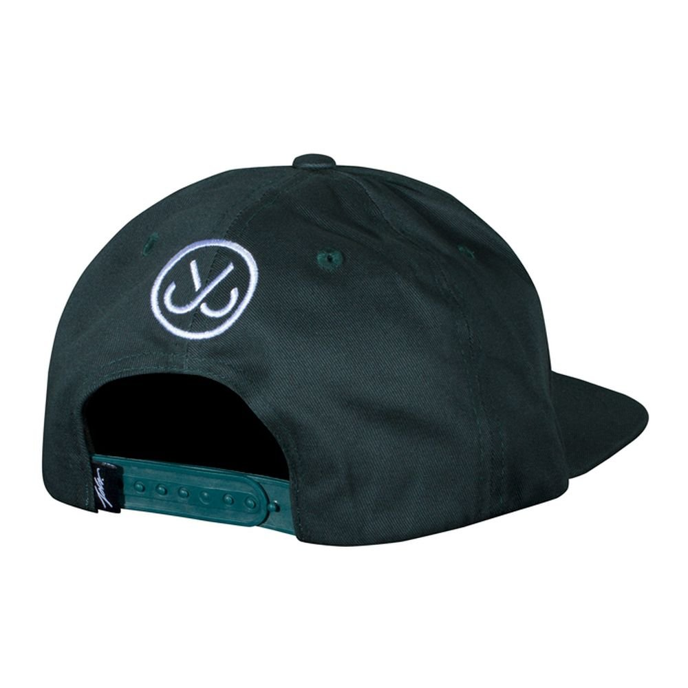9b1e4201d5a JSLV Signature Snapback Hat Emerald Green at Amazon Men s Clothing store