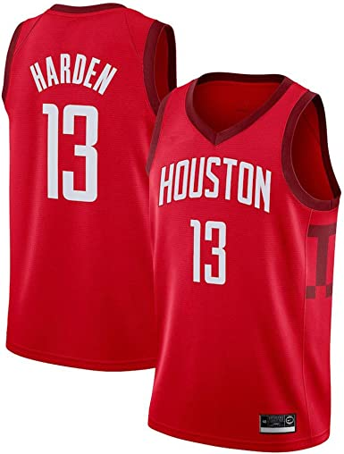 Camisetas de Baloncesto para Adolescentes Harden # 13 Wingman ...