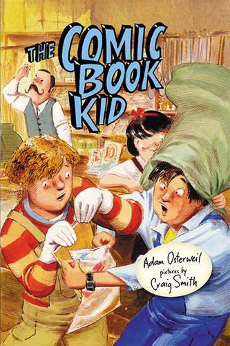 Download The Comic Book Kid pdf