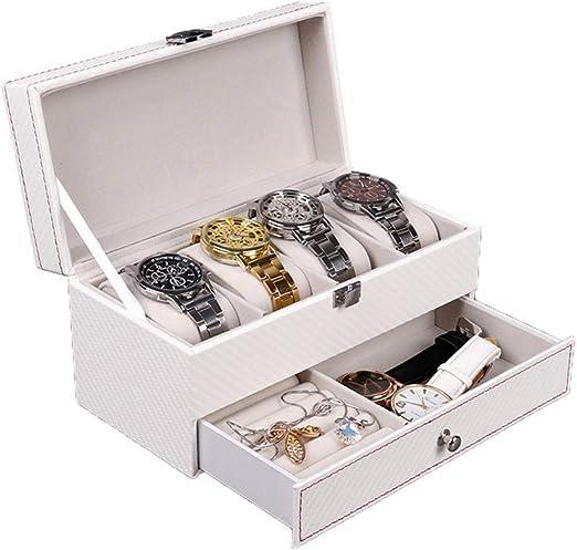Caja de almacenamiento de la casa for guardar exhibición del reloj ...
