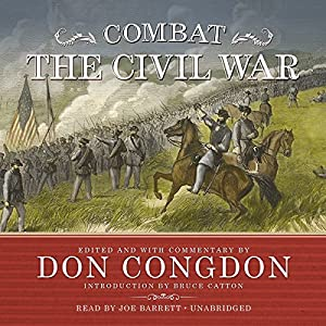 Combat: The Civil War Hörbuch