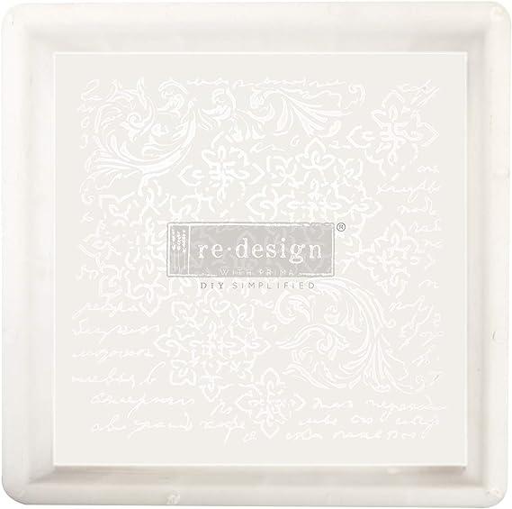 """Prima Re-design Concrete Mold-12.5/""""x12.5/""""x2/"""""""